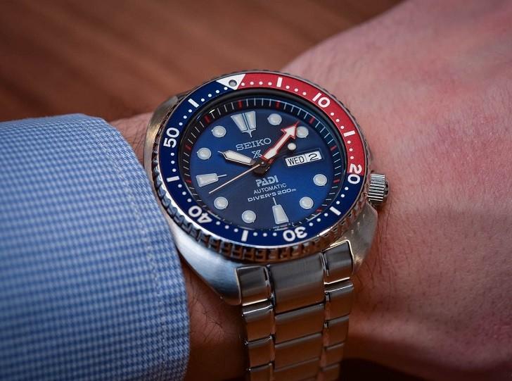 Đồng hồ Seiko SRPA21K1 Automatic, trữ cót lên đến 40 giờ - Ảnh 3