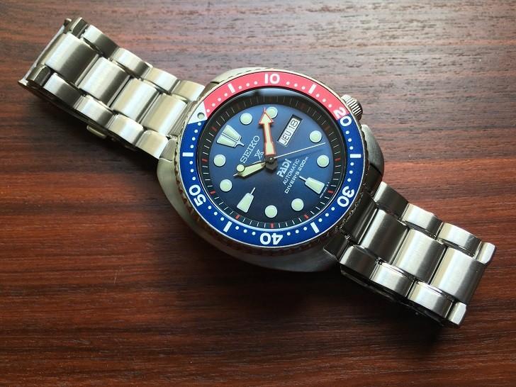 Đồng hồ Seiko SRPA21K1 Automatic, trữ cót lên đến 40 giờ - Ảnh 4