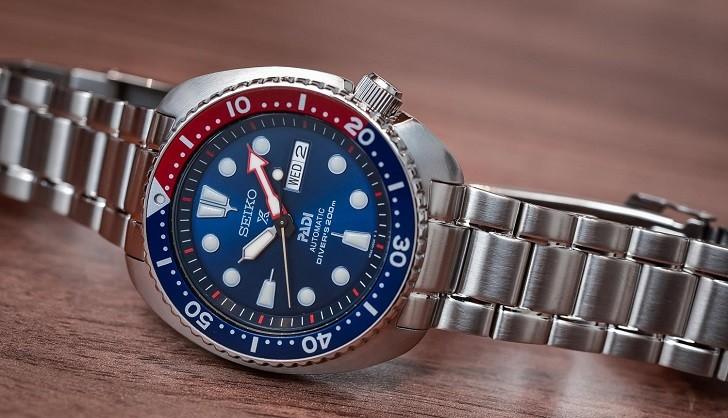 Đồng hồ Seiko SRPA21K1 Automatic, trữ cót lên đến 40 giờ - Ảnh 5