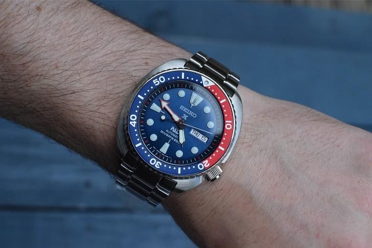 Đồng hồ Seiko SRPA21K1 Automatic, trữ cót lên đến 40 giờ - Ảnh 8