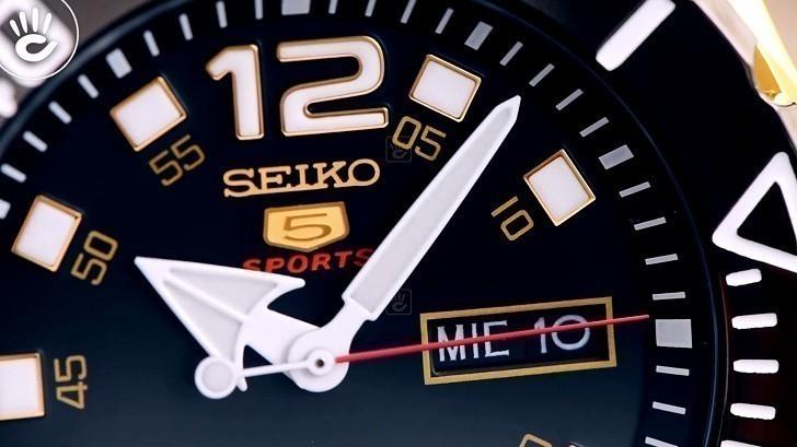 Đồng hồ Seiko SRPB40K1 automatic, trữ cót lên đến 40 giờ - Ảnh 2