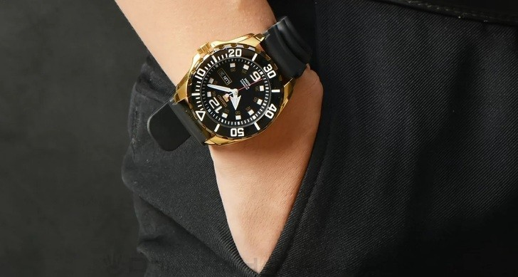 Đồng hồ Seiko SRPB40K1 automatic, trữ cót lên đến 40 giờ - Ảnh 1