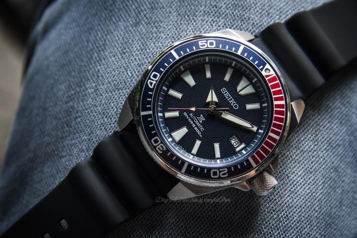 Đồng hồ Seiko SRPB53K1 Automatic, trữ cót lên đến 40 giờ - Ảnh 8