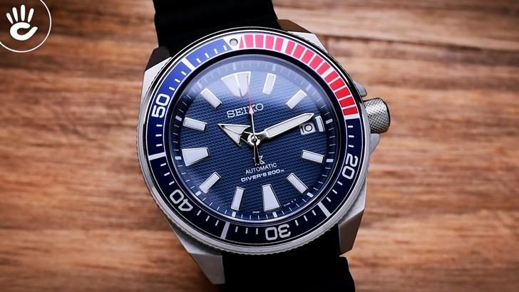 Đồng hồ Seiko SRPB53K1 Automatic, trữ cót lên đến 40 giờ - Ảnh 2