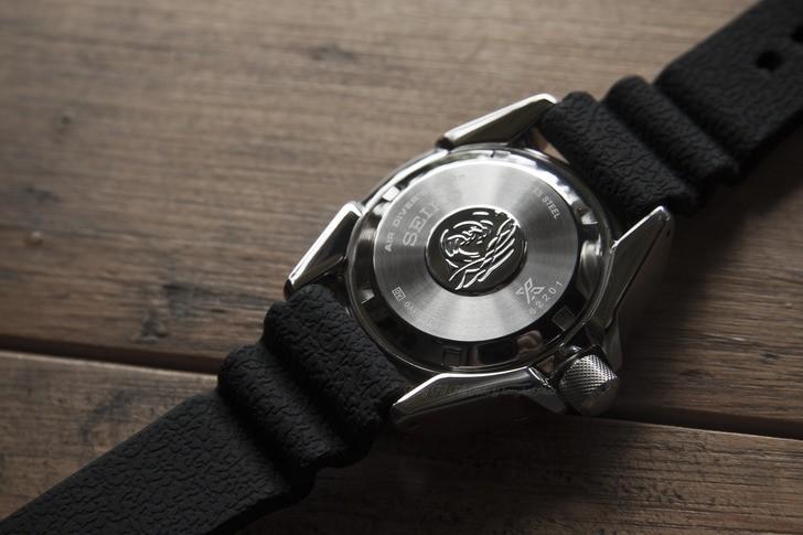 Đồng hồ Seiko SRPB53K1 Automatic, trữ cót lên đến 40 giờ - Ảnh 6