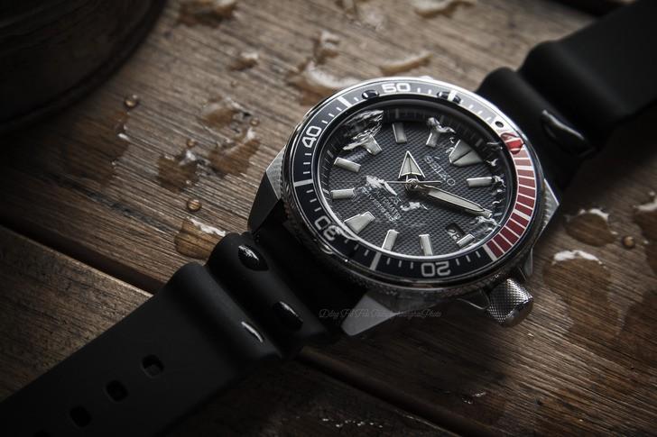 Đồng hồ Seiko SRPB53K1 Automatic, trữ cót lên đến 40 giờ - Ảnh 7