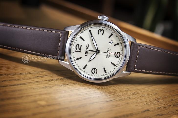 Đồng hồ Seiko SRPB63J1 automatic, trữ cót lên đến 40 giờ - Ảnh 2