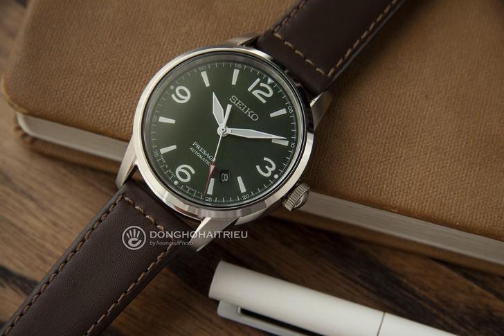Đồng hồ Seiko SRPB65J1 automatic, trữ cót lên đến 40 giờ - Ảnh 1