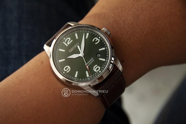 Đồng hồ Seiko SRPB65J1 automatic, trữ cót lên đến 40 giờ - Ảnh 2