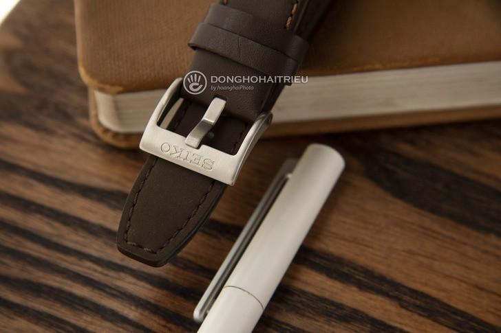 Đồng hồ Seiko SRPB65J1 automatic, trữ cót lên đến 40 giờ - Ảnh 4