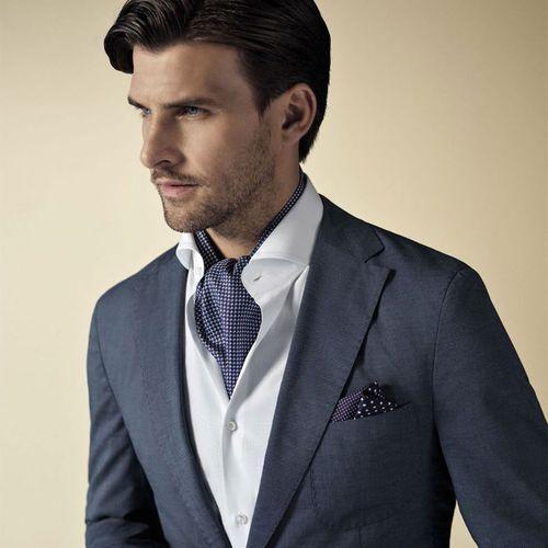 sự đa dạng của phụ kiện thời trang nam ascot 1