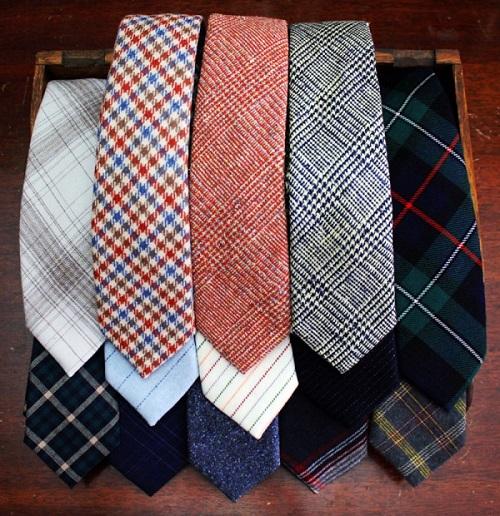 tiêu chí cà vạt nam hàng hiệu cần có 4