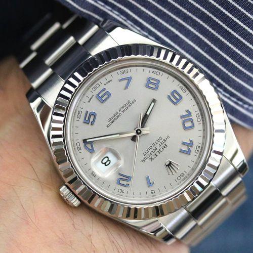 Từ Điển Thuật Ngữ Để Chơi Đồng Hồ Rolex Thụy Sỹ Chính Hãng Fluted Bezel Vành Băm