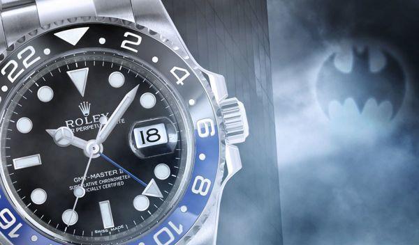 Từ Điển Thuật Ngữ Để Chơi Đồng Hồ Rolex Thụy Sỹ Chính Hãng Rolex GMT II Batman