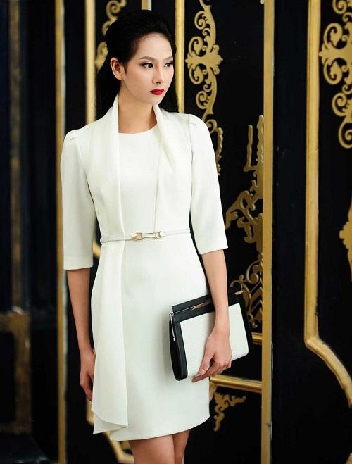 ưu điểm của mặc đầm vest công sở đẹp cho phụ nữ 2