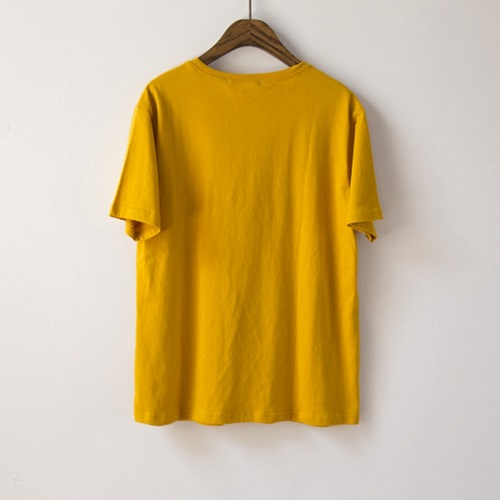 5 mẫu áo phông công sở nữ chất nhất có màu gì 7