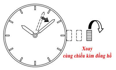 Cách Chỉnh Đồng Hồ Orient Automatic Sun And Moon Gen 1 Và Gen 2 Giờ Phút 46B46