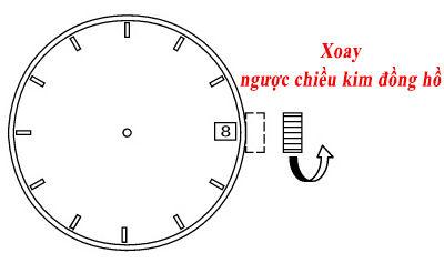 Cách Chỉnh Đồng Hồ Orient Automatic Sun And Moon Gen 1 Và Gen 2 Lịch Ngày 46B46