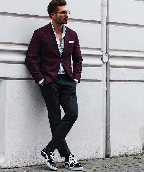 những trang phục công sở nam giới giúp bạn cách tân 2