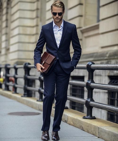 những trang phục công sở nam giới giúp bạn cách tân 5