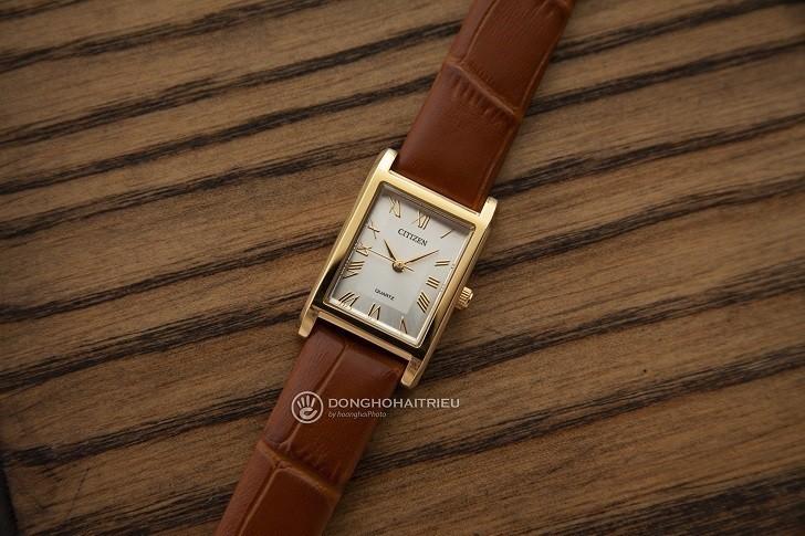 Đồng hồ nữ Citizen EJ6122-08A giá rẻ, thay pin miễn phí - Ảnh 1