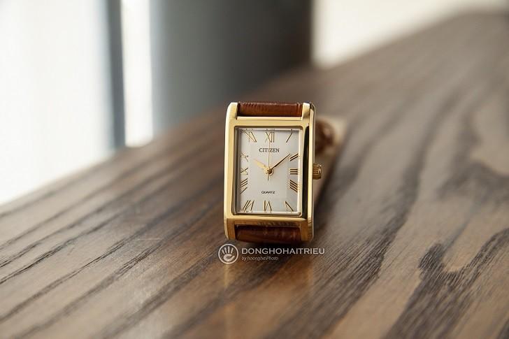 Đồng hồ nữ Citizen EJ6122-08A giá rẻ, thay pin miễn phí - Ảnh 3