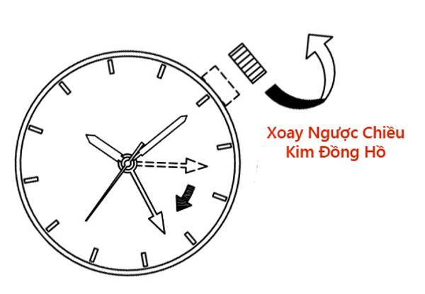 Hướng Dẫn Cách Chỉnh Đồng Hồ Orient Star Automatic GMT Kim 24 Giờ GMT