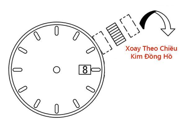 Hướng Dẫn Cách Chỉnh Đồng Hồ Orient Star Automatic GMT Lịch Ngày