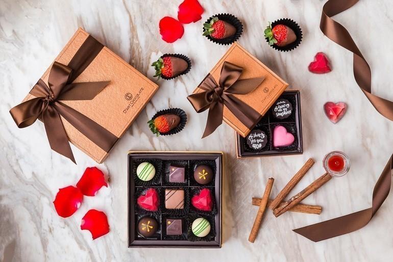 Ngày Valentine là ngày nào? Năm 2021 Valentine vào ngày mấy Tết? - Ảnh: chocolate