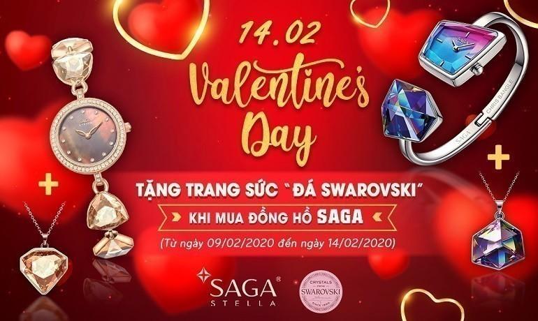 50 mẫu đồng hồ đặc biệt dành riêng cho mùa Valentine 2020