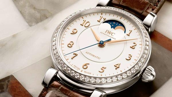 5 Lý Do Phái Đẹp Nên Dùng Đồng Hồ Automatic Nữ (Tự Động) Da Vinci Automatic Moon Phase 36
