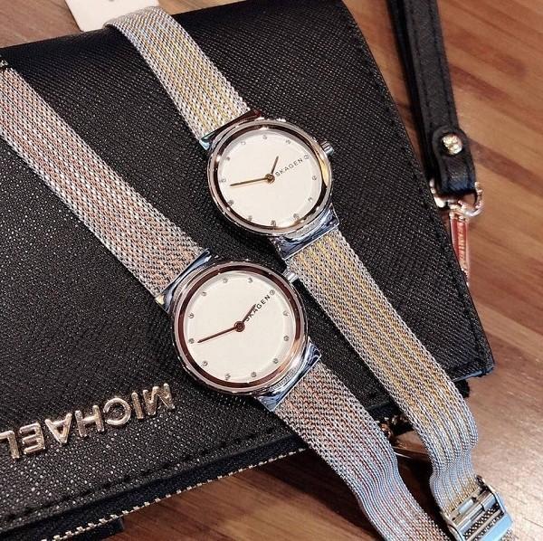Đồng hồ Skagen SKW2699 siêu mỏng 7mm, Free thay pin trọn đời - Ảnh 2