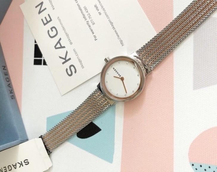 Đồng hồ Skagen SKW2699 siêu mỏng 7mm, Free thay pin trọn đời - Ảnh 4