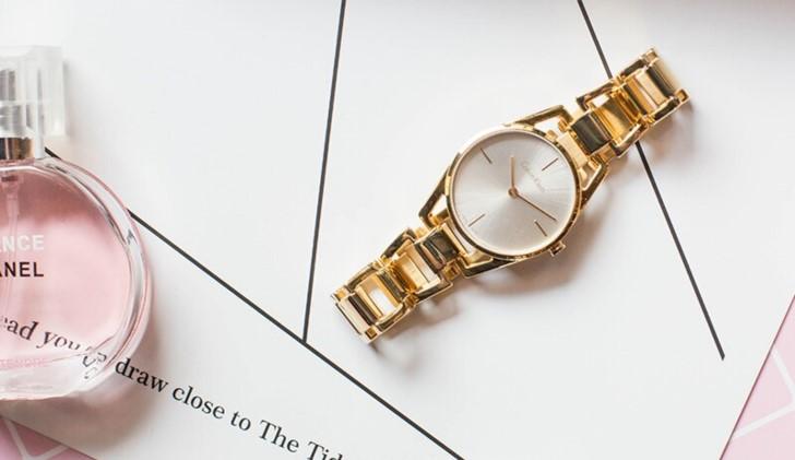 Đồng hồ Calvin Klein K7L23546 giá rẻ, thay pin miễn phí - Ảnh 3