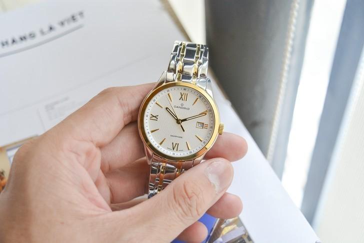 Đồng hồ nam Candino C4694/1 giá rẻ thay pin miễn phí - Ảnh 1