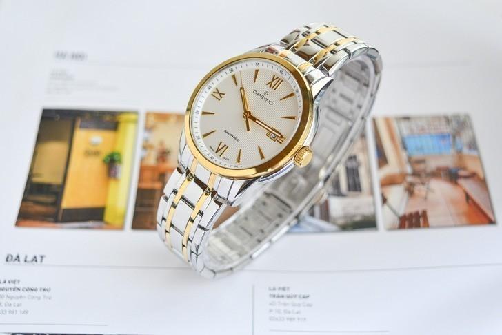 Đồng hồ nam Candino C4694/1 giá rẻ thay pin miễn phí - Ảnh 2