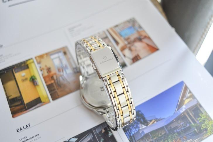 Đồng hồ nam Candino C4694/1 giá rẻ thay pin miễn phí - Ảnh 4