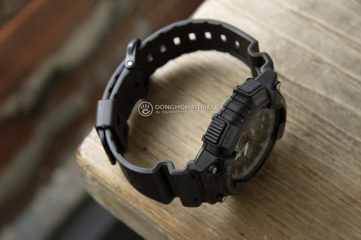 Đồng hồ Casio AQ-S810W-1A2VDF: Máy Solar hiện đại với giá rẻ - Ảnh 5