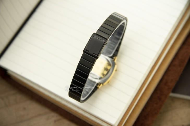 Đồng hồ nữ Casio LA670WEGB-1BDF giá rẻ, thay pin miễn phí - Ảnh 4