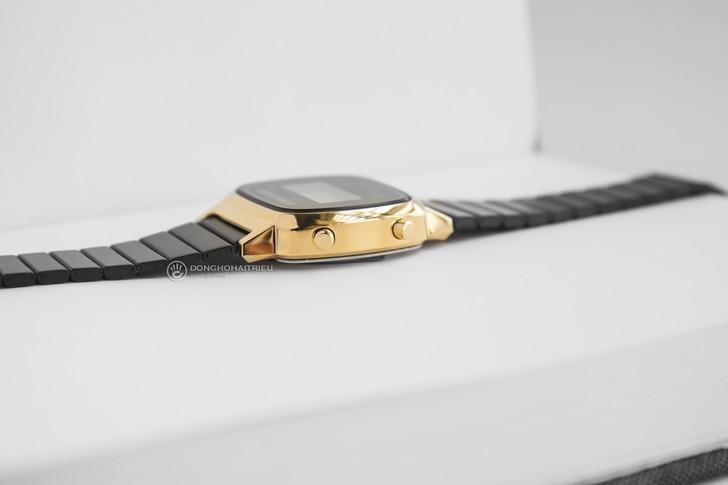 Đồng hồ nữ Casio LA670WEGB-1BDF giá rẻ, thay pin miễn phí - Ảnh 6