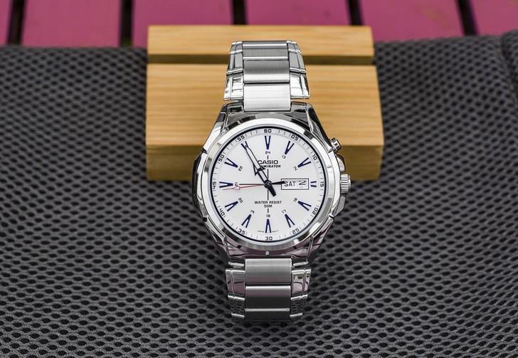 Đồng hồ Casio MTP-E200D-7A2VDF giá rẻ, thay pin miễn phí - Ảnh 3