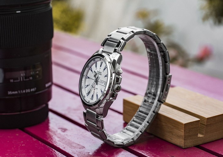 Đồng hồ Casio MTP-E200D-7A2VDF giá rẻ, thay pin miễn phí - Ảnh 5
