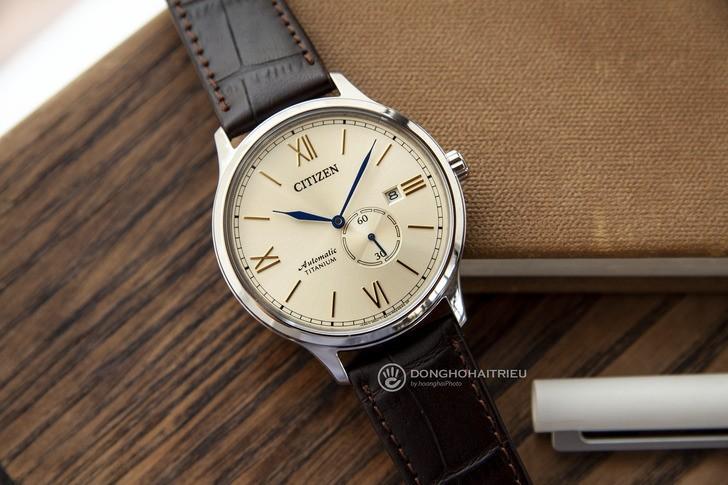 Đồng hồ Citizen NJ0090-13P Automatic, trữ cót đến 40 giờ - Ảnh 1