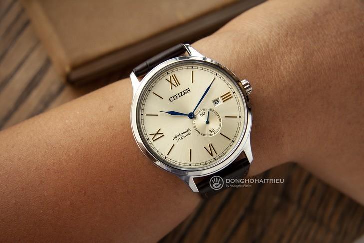Đồng hồ Citizen NJ0090-13P Automatic, trữ cót đến 40 giờ - Ảnh 2