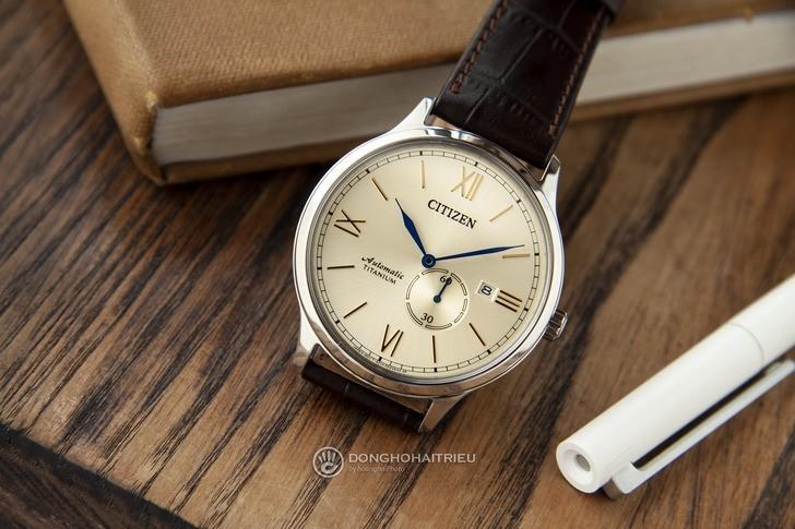 Đồng hồ Citizen NJ0090-13P Automatic, trữ cót đến 40 giờ - Ảnh 3
