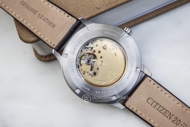 Đồng hồ Citizen NJ0090-13P Automatic, trữ cót đến 40 giờ - Ảnh 7