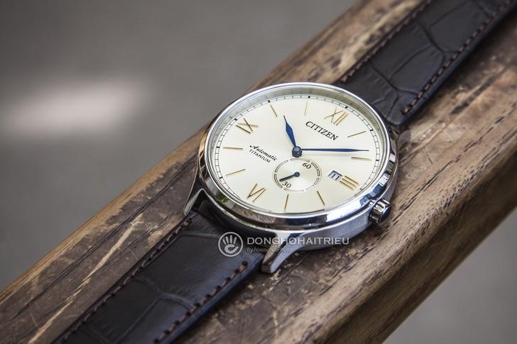 Đồng hồ Citizen NJ0090-13P Automatic, trữ cót đến 40 giờ - Ảnh 4
