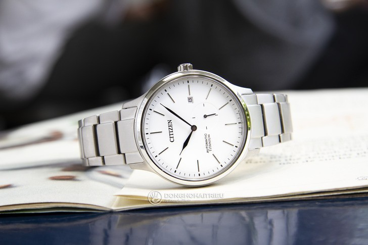 Đồng hồ Citizen NJ0090-81A automatic, trữ cót đến 40 giờ - Ảnh 1