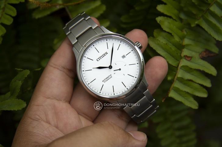 Đồng hồ Citizen NJ0090-81A automatic, trữ cót đến 40 giờ - Ảnh 2