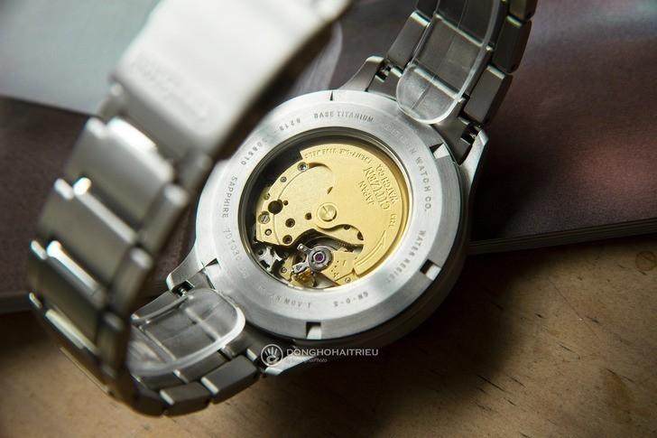 Đồng hồ Citizen NJ0090-81A automatic, trữ cót đến 40 giờ - Ảnh 5